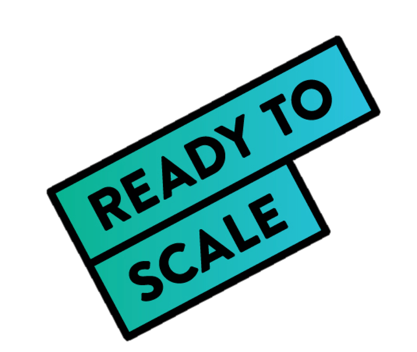 Ready 2 Scale Logo