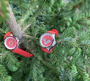 Symon & Panchenko horloges kerst