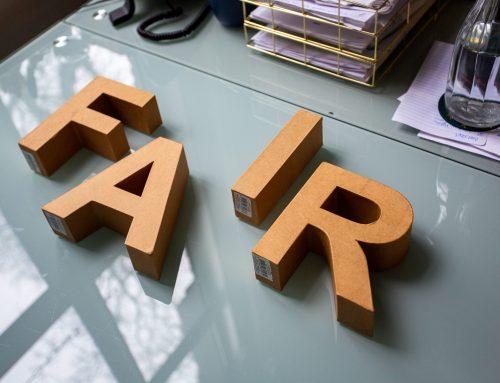 Een kantoordag bij Fair Focus